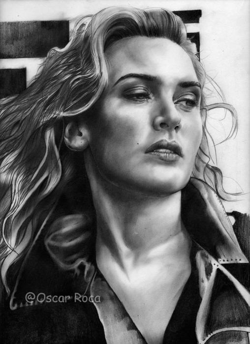 Kate Winslet par oscar